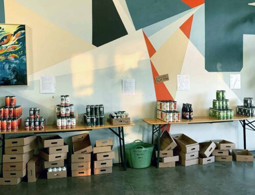 Taproom Takeout Now Available